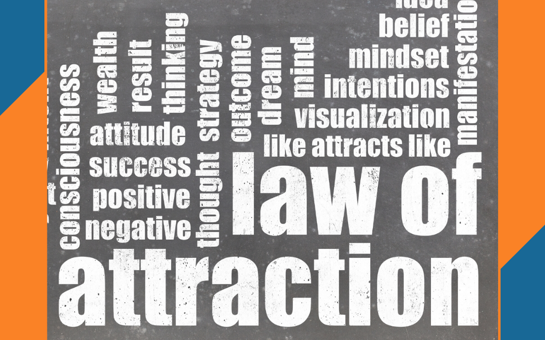 The Law of Attraction and the Think-Feel-Act default mode