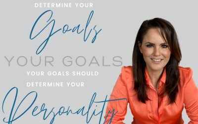 Does your PERSONALITY determine whether you'll achieve your goals?